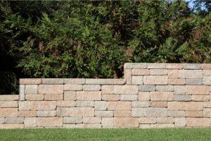 Brick Retaining Wall in Gresham