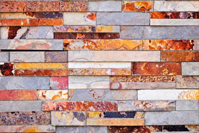 Different Brick Veneer design